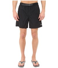 Columbia Eagle River Shorts Black Men's Shorts
