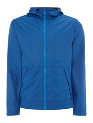 Hunter Men's Blouson Light Weight Jacket Bright Blue