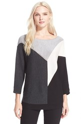 Women's Trina Turk 'Shelby' Colorblock Sweater