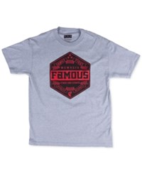 Famous Stars And Straps Famous Stars And Straps Men's Cito Shield T Shirt
