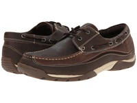 Vionic With Orthaheel Technology Eddy Brown Men's Shoes