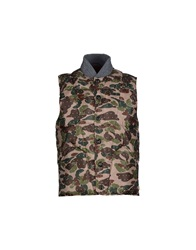 Bellerose Down Jackets Military Green