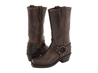 Frye Harness 12R Smoke Old Town Women's Pull On Boots Gray