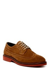 14Th And Union Lockwood Wingtip Dress Shoe Wide Width Available Brown