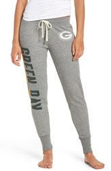 Junk Food Women's 'Green Bay Packers' Cotton Blend Sweatpants