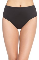 Women's Miraclesuit 'Basic' Swim Briefs Black