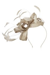 Coast Mariah Headband Fascinator Gold