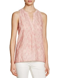 Soft Joie Carley B Sleeveless Top Porcelain Mayan Red