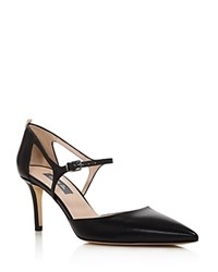 Sjp By Sarah Jessica Parker Phoebe Mary Jane Pumps Black
