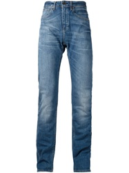 Levi's Made And Crafted Five Pocket Design Jeans Blue