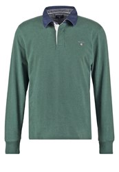 Gant Polo Shirt Pine Green