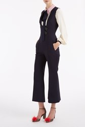 Roksanda Ilincic Sonia Tailored Jumpsuit