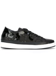 Philippe Model Studded Sneakers Black
