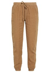 Marc O'polo Trousers Coriander Seed Light Brown