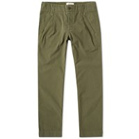 Folk Assembly Pant Green