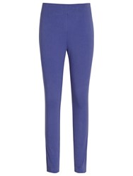 Reiss Tora Skinny Trousers Bright Blue