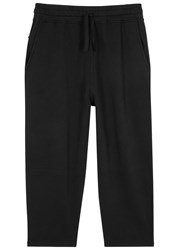 Blood Brother Hull Black Cotton Jogging Trousers