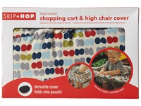 Skip Hop Take Care Shopping Cart High Chair Cover Multi Findings