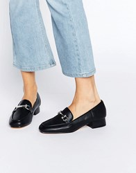 Truffle Collection Snaffle Loafer Black