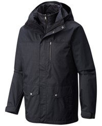 Columbia Men's Eagle's Call Thermal Coil 3 In Jacket Black