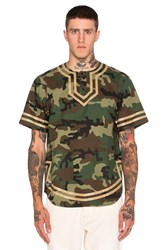 10.Deep Dashiki Shirt Green
