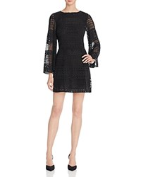 Rebecca Minkoff Grin Eyelet Lace Dress Black