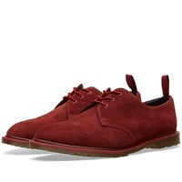 Dr. Martens X Norse Projects Steed Shoe Made In England Red