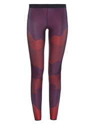 Ultracor Ultra Silk Camo Print Leggings
