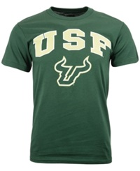 Vf Licensed Sports Group Men's South Florida Bulls Mid Size Graphic T Shirt