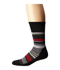 Smartwool Saturnsphere Black Men's Crew Cut Socks Shoes