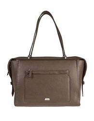 Lodis Amy Geelan Leather Satchel Olive