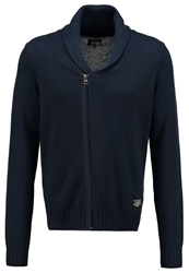 Your Turn Cardigan Dark Blue