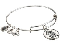 Alex And Ani Mlb St. Louis Cardinals Charm Bangle Rafaelian Silver Finish Logo Charm Bracelet