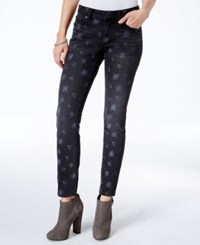 Lucky Brand Lolita Printed Undersea Wash Skinny Jeans