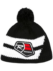 Rossignol 'World Cup' Pom Pom Beanie Black