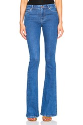 M.I.H Jeans Bodycon Marrakesh In Blue