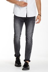 Kenneth Cole Experimental Skinny Jean 29 34 Inseam Gray