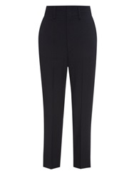 Etoile Isabel Marant Kanuka High Waisted Cigarette Trousers