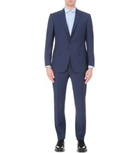 Richard James Birdseye Wool Suit Ink