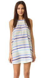 Kate Spade Provincetown Cover Up Dress Adventure Blue