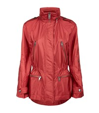 Burberry Brit Tanbridge Technical Parka Female Red