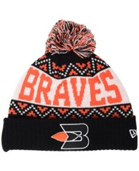 New Era Buffalo Braves Biggest Christmas Knit Hat