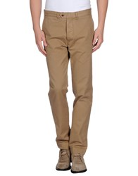 Officine Generale Trousers Casual Trousers Men Camel