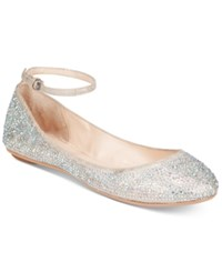 Blue By Betsey Johnson Joy Evening Flats Women's Shoes Champagne