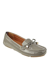 Tommy Hilfiger Zitah Driver Loafers Grey