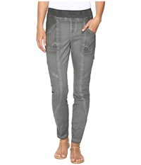Xcvi Dalia Pants Oil Wash Spruce Women's Casual Pants Gray