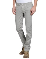 Gas Jeans Gas Trousers Casual Trousers Men Grey