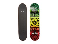 Blunt Complete Rasta Glow In The Dark Skateboards Sports Equipment Gray