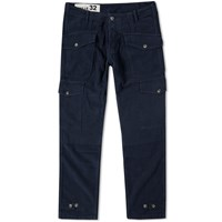Bleu De Paname Swedish 6 Pocket Pant Blue