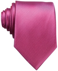 Perry Ellis Fineline Solid Tie Orchid